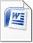 CV au format Word97